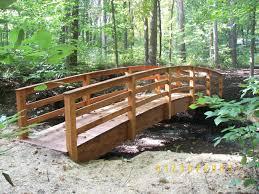 wooden bridge plans wooden bridge 30 feet awesome wooden bridge plans 10 zonapetir com