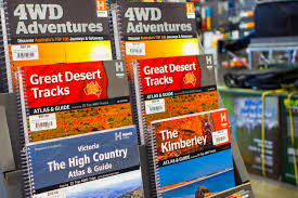 Paper Maps Australian Hema Paper Maps 4x4 Accessories Online