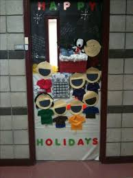 charlie brown christmas classroom door decorations memes u2013 door