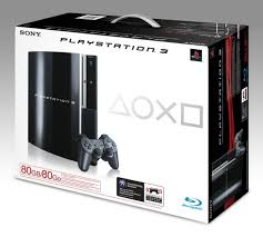 ps3 gaming console console playstation 3 80 go en bo祟te ps3 argusjeux fr