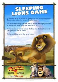 sleeping lions game online games hellokids com