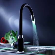 Led Kitchen Faucet by