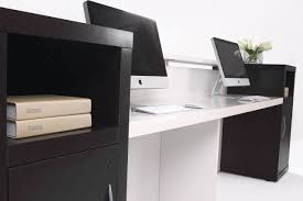 Reception Counter Desk by Opi Lux Reception Counter Desk Reception Counters
