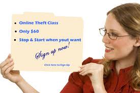 theft class online utah shoplifting theft laws