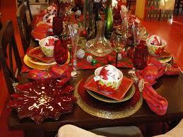 simple design feminine christmas table decorations australia