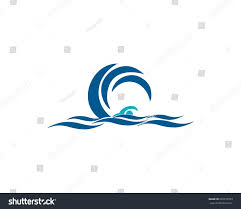 Swimming Logo Design by Sea Swimming Logo Stock Vector 626577623 Shutterstock