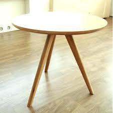 round oak end table oak end tables brokenshaker com