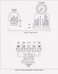 road glide u003c2001 tachometer wiring diagrams need help harley