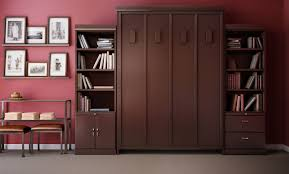 Wall Bed Jakarta Oak And Maple Wall Beds Revera Murphy Beds Wall Bed Factory