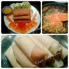 de cuisine thailandaise nems thaïlandais picture of atelier de cuisine thailandaise