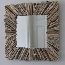 large 90cm square driftwood mirror saltwood thesaltwoodcompany com