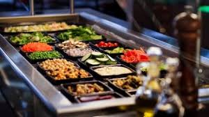 Buffet Salad Bar by The Eatery Our Menu Garden Fresh Salad Bar