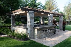 kitchen cool outdoor kitchen frame outside kitchens and patios