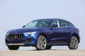 blue maserati interior 2016 maserati levante review can maserati really make an suv