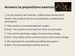 prepositions dr julia miller english for uni ppt download