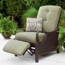 sears home decor canada peyton wicker recliner enjoy the good life at sears garden