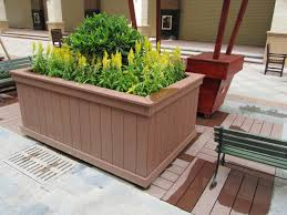 96 best wpc planter pot flower box suppliers images on pinterest