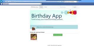 asp net mvc facebook birthday app the asp net site