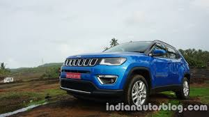 jeep compass petrol automatic now in production report