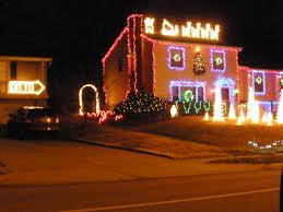 christmas lights on houses ditto u2013 happy holidays