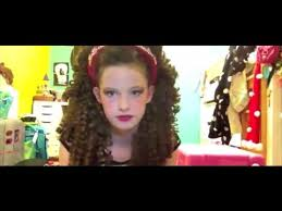 hairstyles for an irish dancing feis feis hair and makeup tutorial youtube