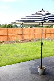 4 Foot Patio Umbrella by Diy Patio Umbrella Stand Tutorial