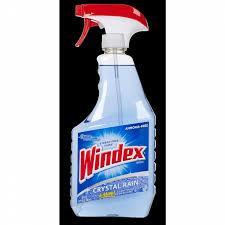 windex ammonia free crystal rain cleaner 26 fl oz 768 ml shop