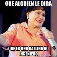 Carmen Salinas Meme Generator - superalo cabroncito eso fue ayer carmen salinas diganle