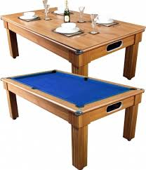 Pool Table Dining Table by Florence Pool Dining Table Homegames