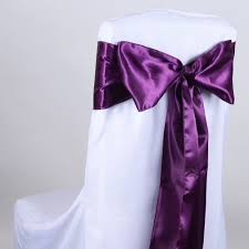 chair sashes wholesale satin sash satin chair sashes wholesale bbcrafts