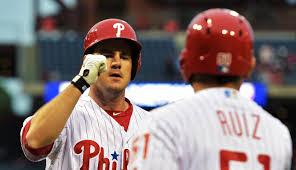 94 1 Wip Philadelphia Sports Radio 4 Reasons We Should Leave Ryan Howard Alone Cbs Philly