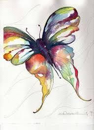 25 butterfly watercolor ideas butterfly art