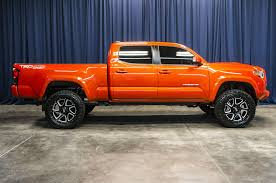 lifted 2017 toyota tacoma trd sport 4x4 northwest motorsport