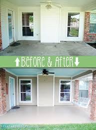 How To Clean Colored Concrete Patio Best 25 Painting Concrete Porch Ideas On Pinterest Colored