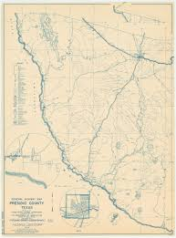 Texas State Road Map by Map Collection Texas State Library And Archives Commission