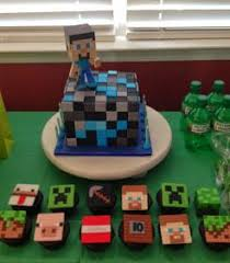 20 best teen boys cake ideas images on pinterest easy minecraft
