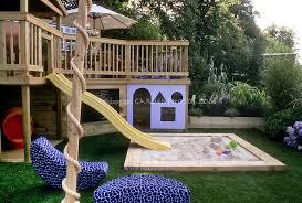 Backyard Play Area Ideas by Backyard With Playground Backyard Playground Lawn Grass