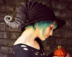 Halloween Costume Hat Halloween Costume Hat Potion Witch Hat Wizard