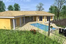 plan de maison en v plain pied 4 chambres plan maison 4 chambres suite parentale gallery of plan maison avec