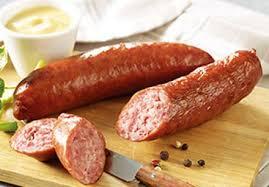 cuisiner des saucisses saucisse de montbéliard sur gourmetpedia