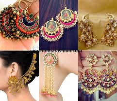 must earrings 10 must earrings to elevate your ethnic