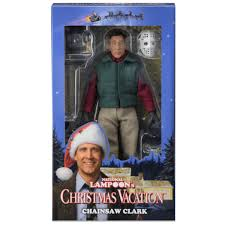 national lampoon u0027s christmas vacation chainsaw clark retro style
