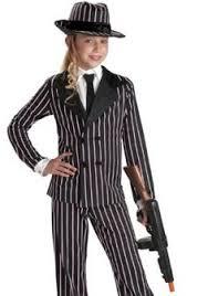 Halloween Costumes Halloween Spirit Gangster Halloween Costume 3x 4x Women