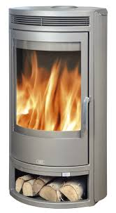 arctic 5kw contemporary wood burning stove