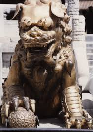 japanese guard dog statues guardian lions temple lions daniela jost