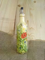 buy decoupage oil dispenser oil bottle olive oil bottle oil