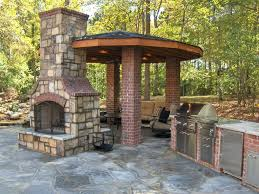 kitchen fireplace design ideas patio ideas outdoor fireplace plans free outside kitchen with
