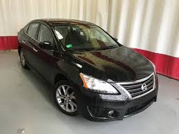 nissan sentra sr 2014 used 2014 nissan sentra sr sedan in super black for sale toyota