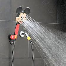 s shower shower in becky g mickey mouse 3 function handheld