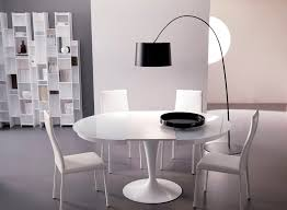 expanding table for small spaces sleek expandable pedestal design expandable round pedestal table